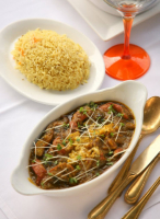 Authentic Indian Meal (Two Courses) £7.50