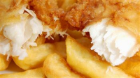 Fish & chips night at the White Hart