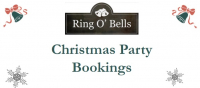 Christmas Party Booking - 10% Discount*