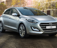 Hyundai i30 on Contract Hire