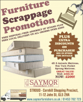 Saymor Scrappage Promotion