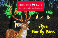 FREE Family Pass - Stockeld Park