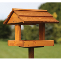 SAVE £10 ON THE TOM CHAMBERS BIRD RETREAT BIRD TABLE. NOW £29.99