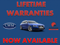 The Lifetime Warranties from Crompton Way Motors