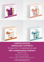 Limited Edition Kerastase Coffrets at Obsession Salon & Spa