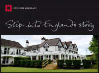 2 night break inclusive of English Heritage entry to Shropshire tourist attractions