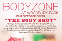 The Body Shot at Woodbury Park