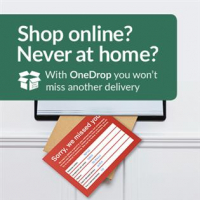 One Drop Delivery Offer