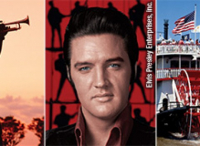 ELVIS PRESLEY'S NEW ORLEANS, MEMPHIS AND NASHVILLE FROM £1,049