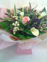 BOUQUETS FROM £20