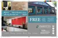 FREE Karndean Cleaner at Parfitts Carpets  and Interiors