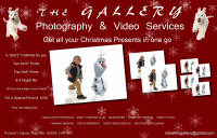 Christmas Portrait Package