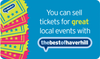 Add Your Haverhill Event for FREE!