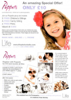 Amazing Photo Offer when you join Life Photography's Poppet Club