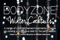 Bodyzone - Winter Cocktails