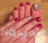 Spa pedicure for £20 on a Thursday at Venus Laser Hair & Beauty