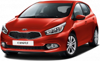 KIA CARS FROM £6,595 AT FOREST ROAD GARAGE