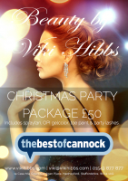 Christmas Party Package just £50