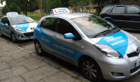 First trial driving lesson for just £10.50