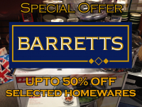Homeware Sale - Up to 50% off