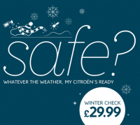 23 POINT WINTER CHECK AND FREE WINTER CARE KIT - £29.99