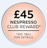 Nespresso Winter Deal Coffee Machine + Vouchers