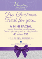 Mini Facial - only £35