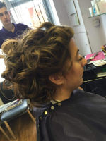 Get your hair up or curled for just £15 at Kudos