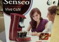 Win a Sensio coffee machine.