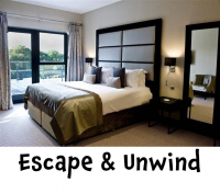 Escape and unwind at The Lodge at Kingswood – 1 night + dinner + breakfast for 2