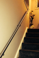 Stainless Steel Handrail just £95 fully fitted
