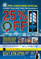 Home Improvements Pre-Christmas Special Offer