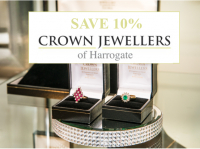 Save 10% At Crown Jewellers
