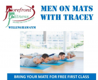 Men on Mats - Bring a friend for a free.