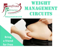 WEIGHT MANAGEMENT CLASS FOR TWO!