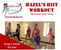 TWO FOR ONE! HIIT CLASS