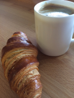 ONLY £1.99 FOR COFFEE & CROISSANT FROM TAPENADE