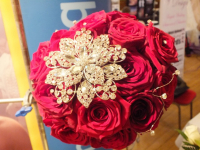 FREE box of Roses Chocolates with your Christmas Bouquets and Arrangements