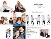 Big Saving on Photo Studio Session