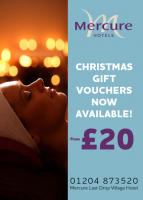 Christmas Gift Vouchers Available for The Last Drop Spa