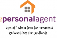 25% off admin fees for Tenants & reduced fees for Landlords during December