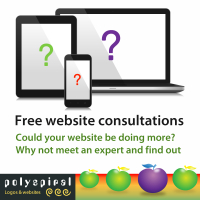 Free Website Consultations with Polyspiral