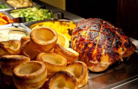Enjoy a free drink with every Sunday carvery booked ahead!