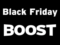 Black Friday Marketing Boost!