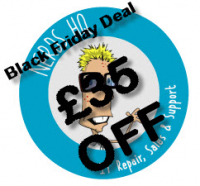 £35 OFF BLACK FRIDAY SPECIAL