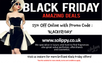 15% Off in store and online this Black Friday! @So_Lippy