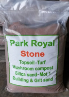 3 X 25KG BAGS OF ROCK SALT FOR JUST £12 WITH PARK ROYAL STONE