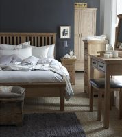 25% OFF Wimbledon Oak Bedroom Furniture at Furniture Nation - from just £75!
