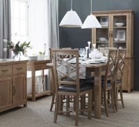 25% OFF Wimbledon Oak Living & Dining Furniture at Furniture Nation