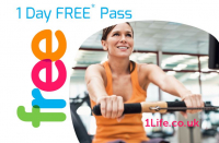 FREE 1 Day guest pass -  Wyboston Health & Leisure Club - St Neots